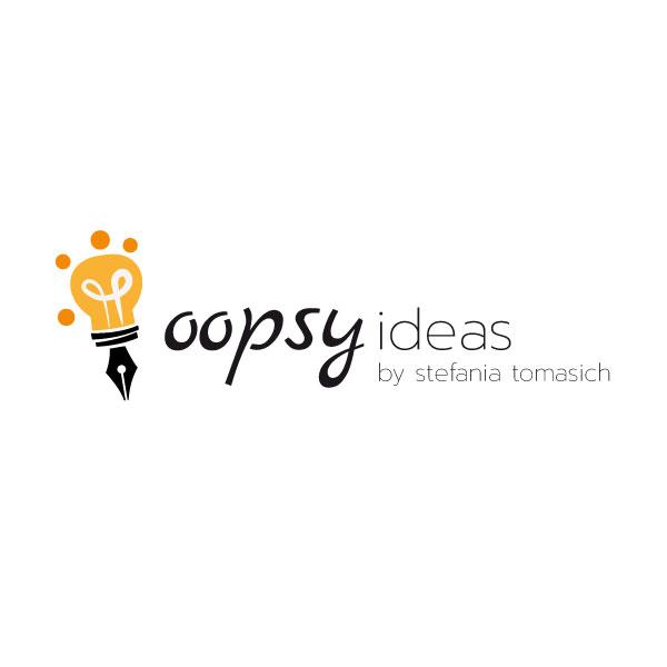 oopsyIdeas Logo design